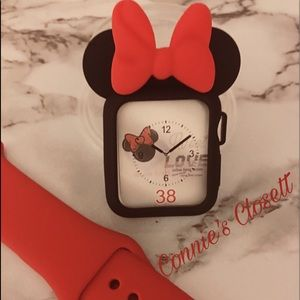 Disney Minnie Mouse watch Band